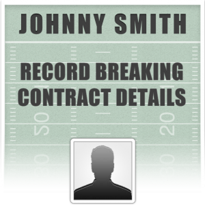 Moye Sports Football Contract Template